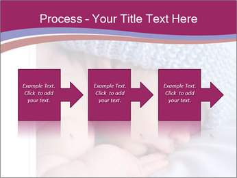 A newborn baby PowerPoint Template - Slide 88