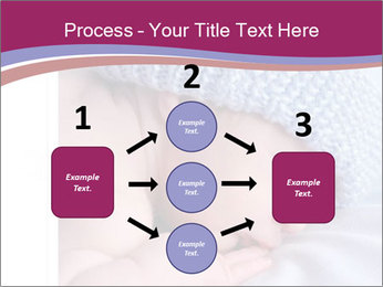 A newborn baby PowerPoint Template - Slide 92