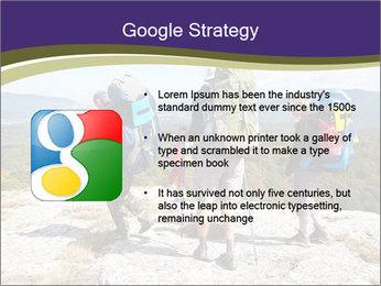 Backpacker PowerPoint Templates - Slide 10