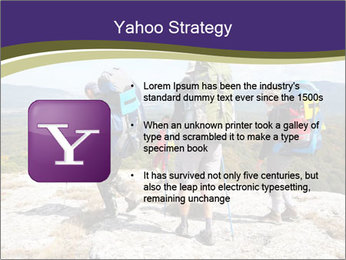 Backpacker PowerPoint Templates - Slide 11