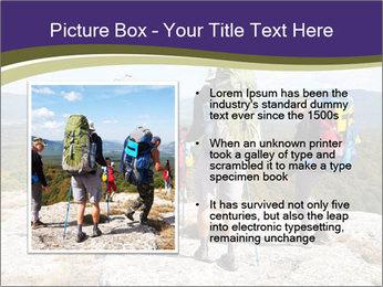 Backpacker PowerPoint Templates - Slide 13
