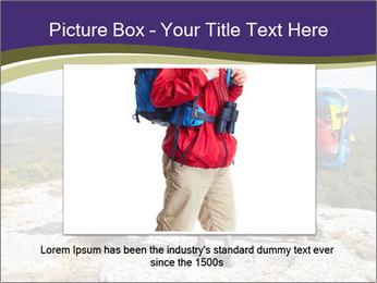 Backpacker PowerPoint Templates - Slide 15