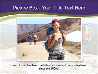 Backpacker PowerPoint Templates - Slide 16