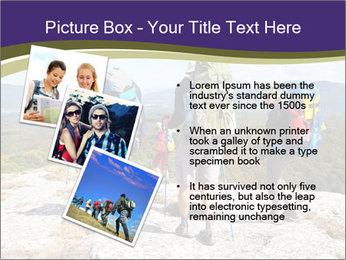 Backpacker PowerPoint Templates - Slide 17