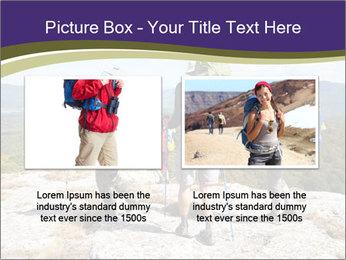 Backpacker PowerPoint Templates - Slide 18