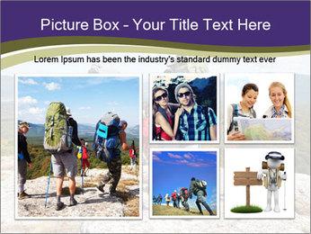 Backpacker PowerPoint Templates - Slide 19