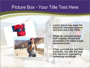 Backpacker PowerPoint Templates - Slide 20