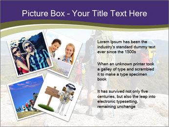 Backpacker PowerPoint Templates - Slide 23