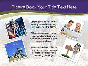 Backpacker PowerPoint Templates - Slide 24