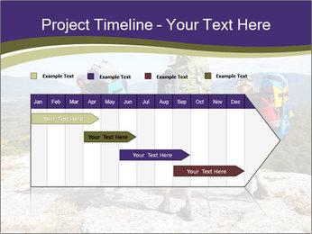 Backpacker PowerPoint Templates - Slide 25