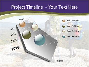 Backpacker PowerPoint Templates - Slide 26