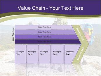 Backpacker PowerPoint Templates - Slide 27