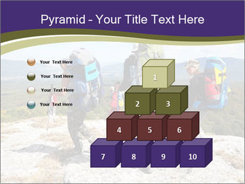 Backpacker PowerPoint Templates - Slide 31
