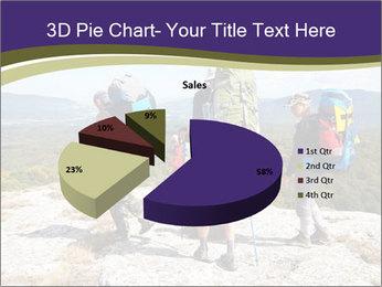Backpacker PowerPoint Templates - Slide 35