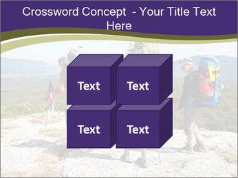 Backpacker PowerPoint Templates - Slide 39