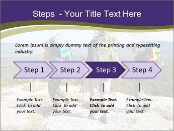 Backpacker PowerPoint Templates - Slide 4