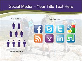 Backpacker PowerPoint Templates - Slide 5