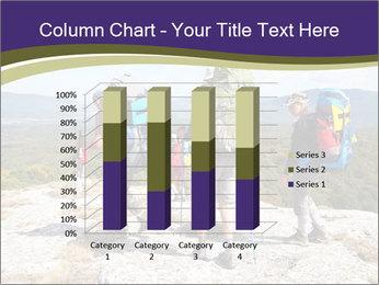 Backpacker PowerPoint Templates - Slide 50