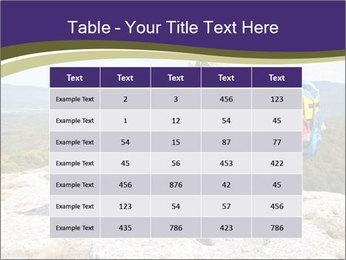 Backpacker PowerPoint Templates - Slide 55