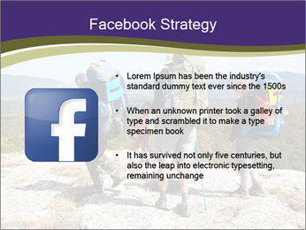 Backpacker PowerPoint Templates - Slide 6