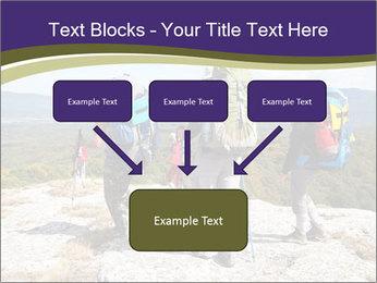 Backpacker PowerPoint Templates - Slide 70