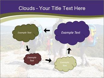 Backpacker PowerPoint Templates - Slide 72