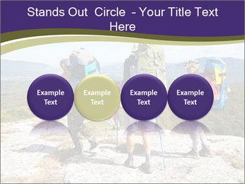 Backpacker PowerPoint Templates - Slide 76