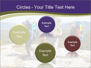 Backpacker PowerPoint Templates - Slide 77