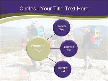 Backpacker PowerPoint Templates - Slide 79