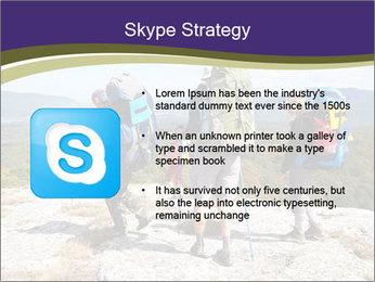 Backpacker PowerPoint Templates - Slide 8