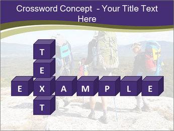 Backpacker PowerPoint Templates - Slide 82