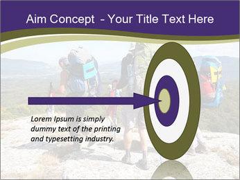 Backpacker PowerPoint Templates - Slide 83