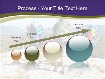 Backpacker PowerPoint Templates - Slide 87