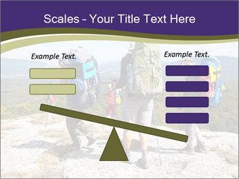 Backpacker PowerPoint Templates - Slide 89