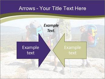 Backpacker PowerPoint Templates - Slide 90