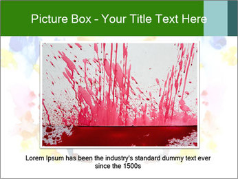 Painting PowerPoint Template - Slide 15