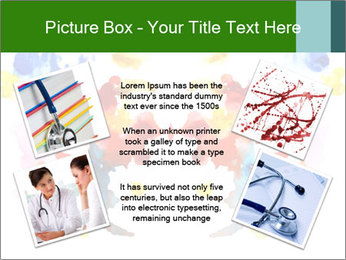 Painting PowerPoint Template - Slide 24