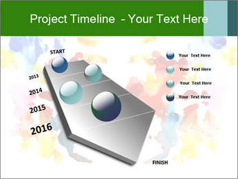 Painting PowerPoint Template - Slide 26