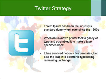Painting PowerPoint Template - Slide 9