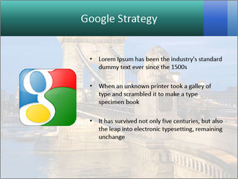 The Chain Bridge PowerPoint Template - Slide 10