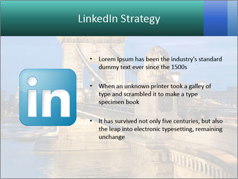 The Chain Bridge PowerPoint Template - Slide 12