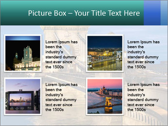 The Chain Bridge PowerPoint Template - Slide 14