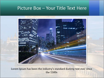 The Chain Bridge PowerPoint Template - Slide 15