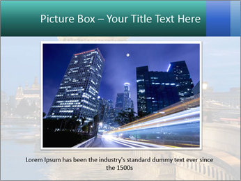 The Chain Bridge PowerPoint Template - Slide 16