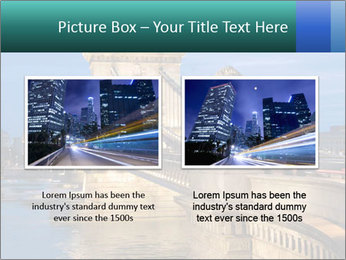 The Chain Bridge PowerPoint Template - Slide 18