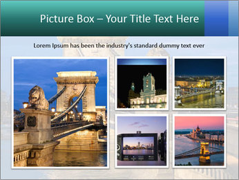 The Chain Bridge PowerPoint Template - Slide 19