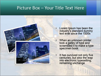The Chain Bridge PowerPoint Template - Slide 20