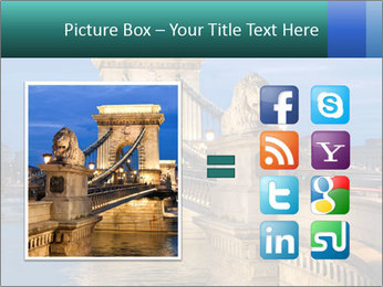 The Chain Bridge PowerPoint Template - Slide 21
