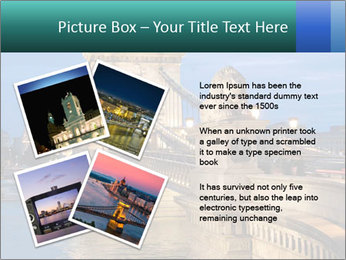 The Chain Bridge PowerPoint Template - Slide 23