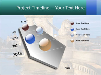 The Chain Bridge PowerPoint Template - Slide 26